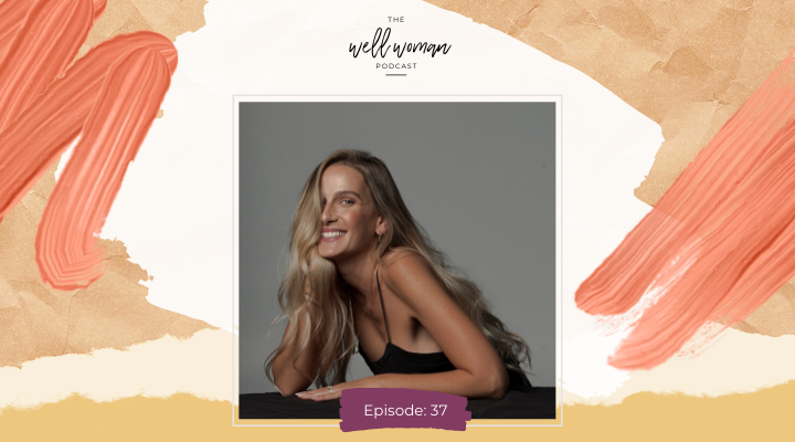 Pads, Periods and Listening to your Body with Loni Jane : Episode 37