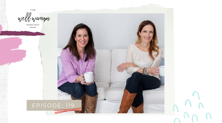 What You Need to Know about Menopause with Maria and Kristin : Episode 119